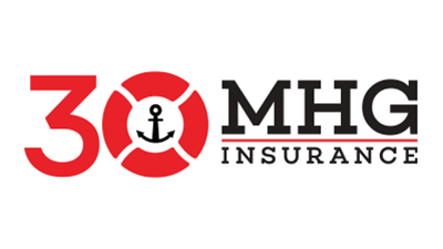 MHG 30th Anniversary Logo